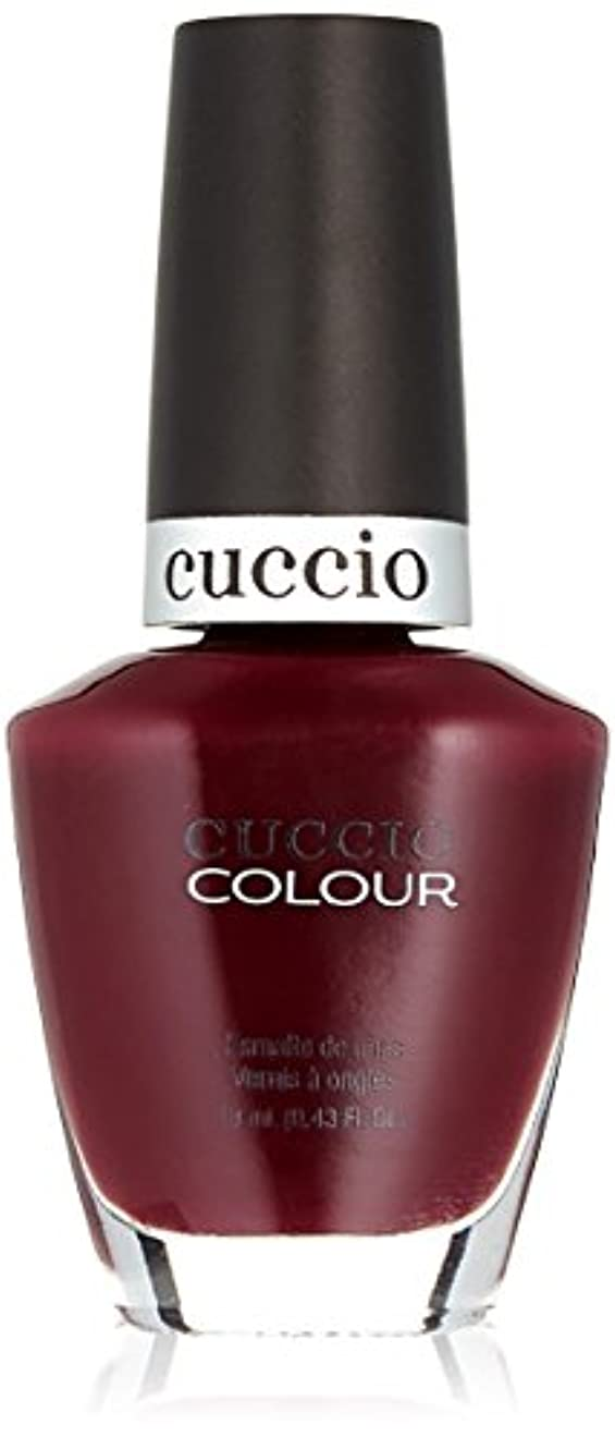 クモ野菜枯渇Cuccio Colour Gloss Lacquer - Positively Positano - 0.43oz / 13ml