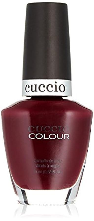 第三再編成する昇進Cuccio Colour Gloss Lacquer - Positively Positano - 0.43oz / 13ml