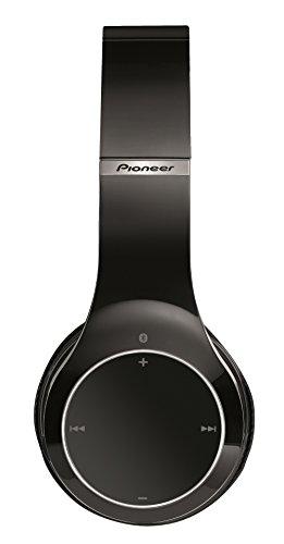 パイオニア Pioneer SE-MJ771BT Bluetoothヘッドホン 密閉型/オンイヤー/折りたたみ式 ブラック SE-MJ771BT-K 【国内正規品】