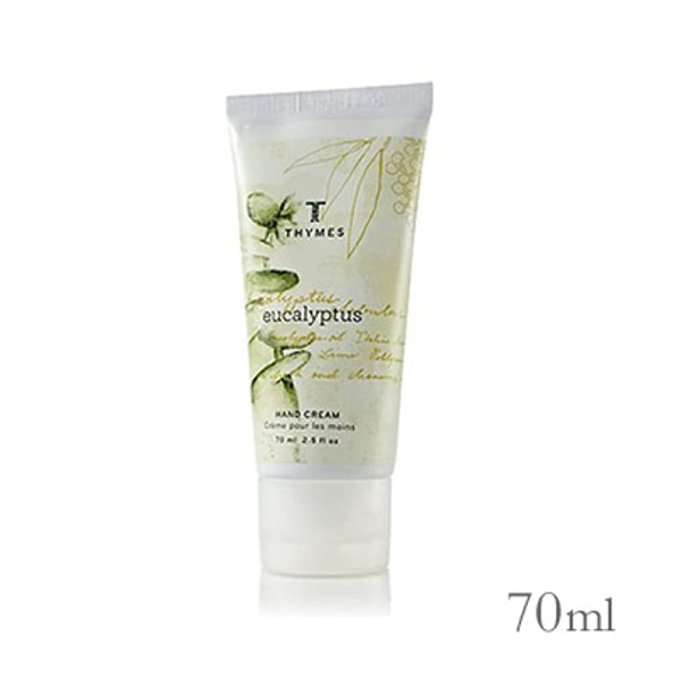 オフセット相談詐欺THYMES タイムズ ハンドクリーム 70ml ユーカリ Hand Cream 2.5 fl oz Eucalyptus [並行輸入品]