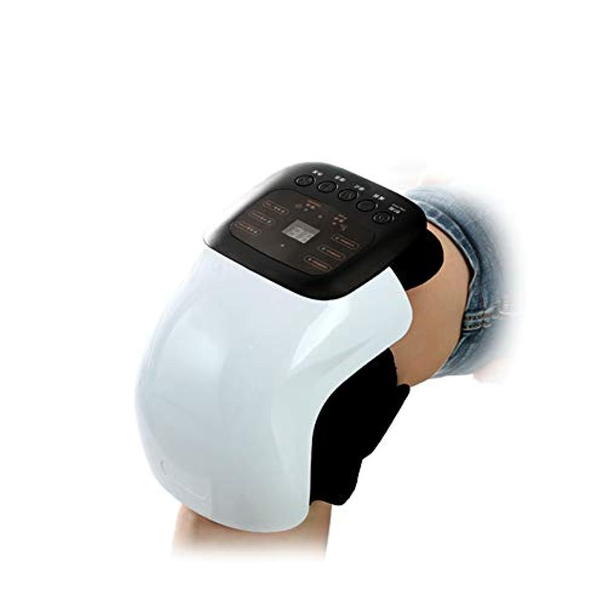 配偶者こねる表向き変形性関節症リウマチ関節炎、電気痛緩和ケア用品のためのパルス、振動、加熱を伴うスマートニー理学療法マッサージ器
