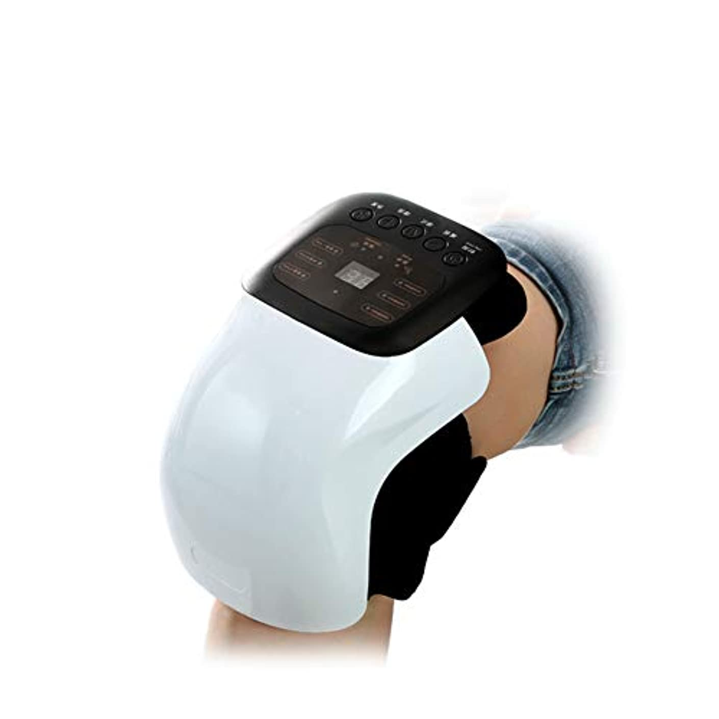 リゾート嵐赤外線変形性関節症リウマチ関節炎、電気痛緩和ケア用品のためのパルス、振動、加熱を伴うスマートニー理学療法マッサージ器