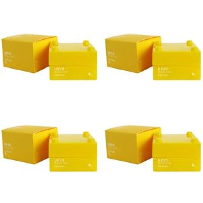 見出しモンキーシールド【X4個セット】 デミ ウェーボ デザインキューブ ハードワックス 30g hard wax DEMI uevo design cube