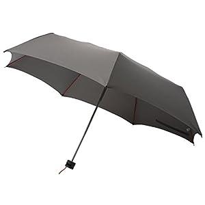 mabu 高強度 折りたたみ傘 「 ストレングスミニ 」 アッシュ