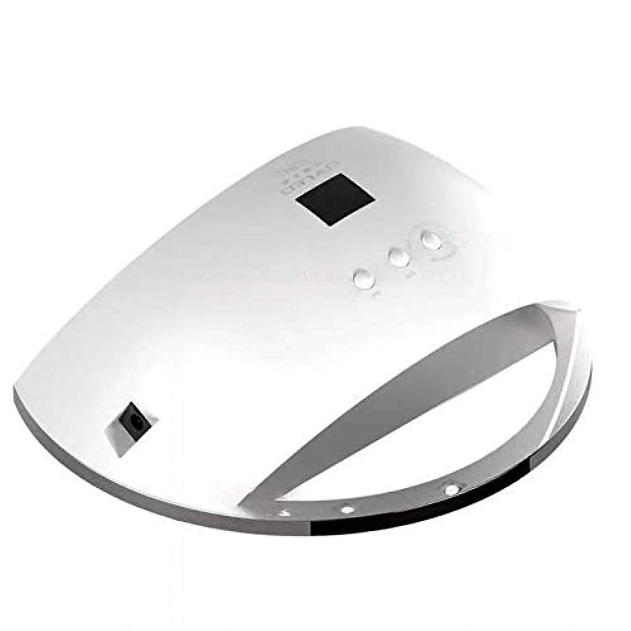 裂け目アルプス所有者ゲルのマニキュア、3つのタイマーの設定のための紫外線/ LED 48Wネイルドライヤーの治癒ランプ
