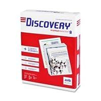 Discovery 12534機能20#用紙、ホワイト8.5X 11、97GE / 110ISO明るい、10RM / CT