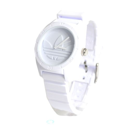 adidas(アディダス) オリジナルス 腕時計 SANTIAGO サンティアゴ メンズ レディース ホワイト adh6166