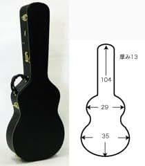 BOBLEN BL-00 アウトレット アコースティックギター用ハードケース