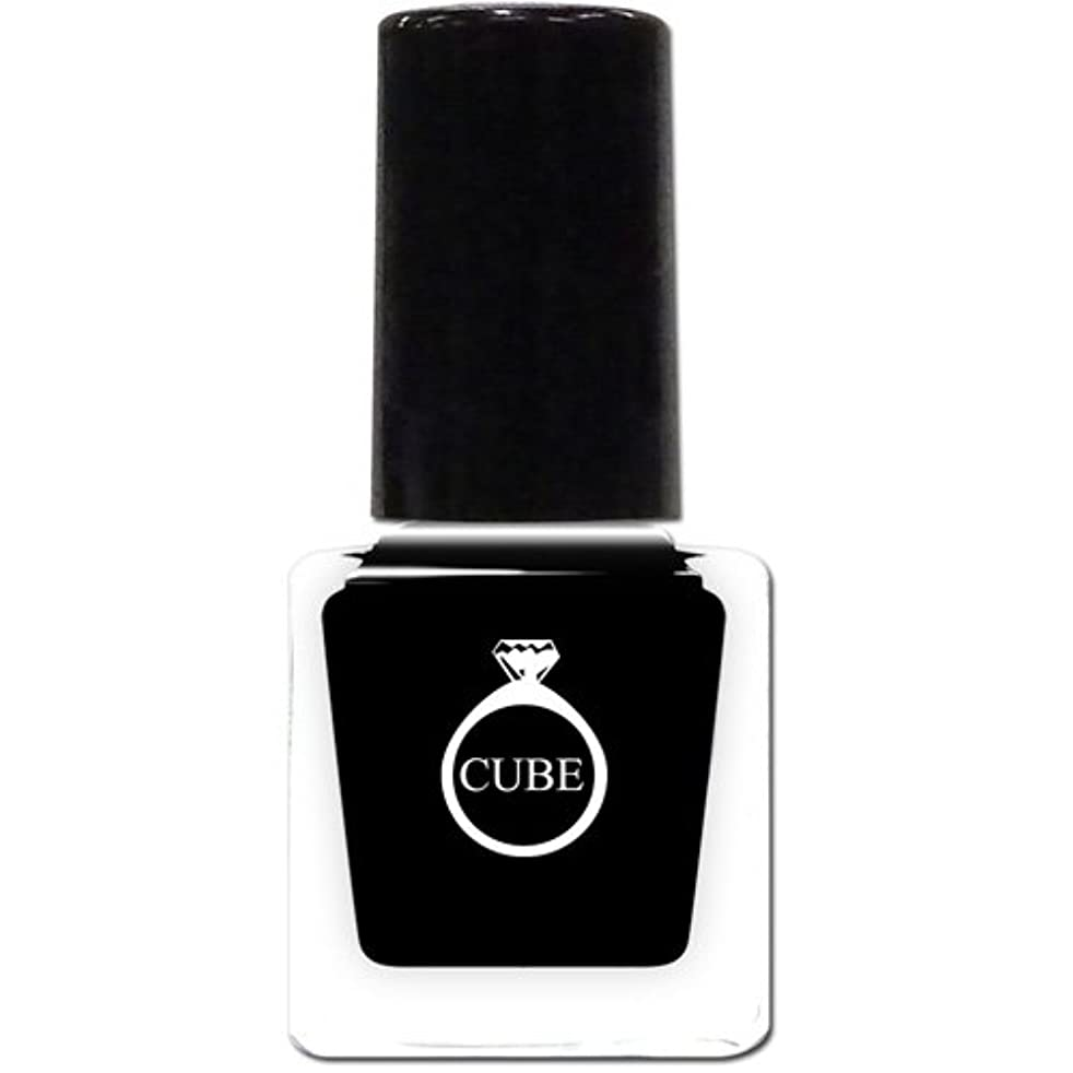 ビーエヌ マニキュア キューブネイル ブラック CBN-04 7ml