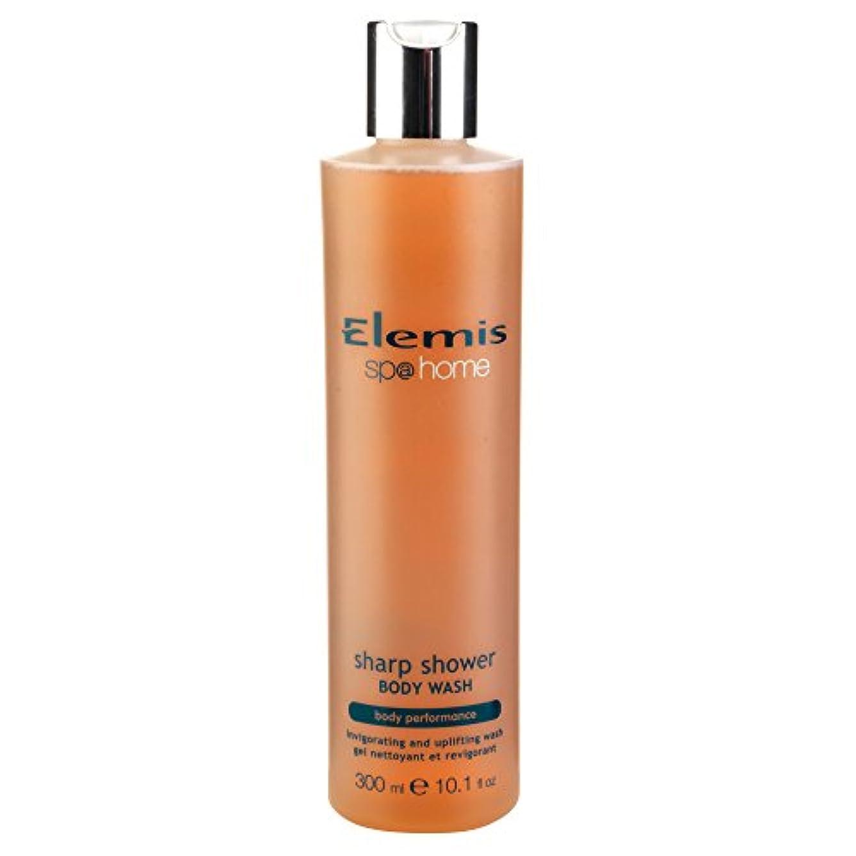 階段柔らかさ気候の山エレミスシャープシャワーボディウォッシュ300ミリリットル (Elemis) - Elemis Sharp Shower Body Wash 300ml [並行輸入品]