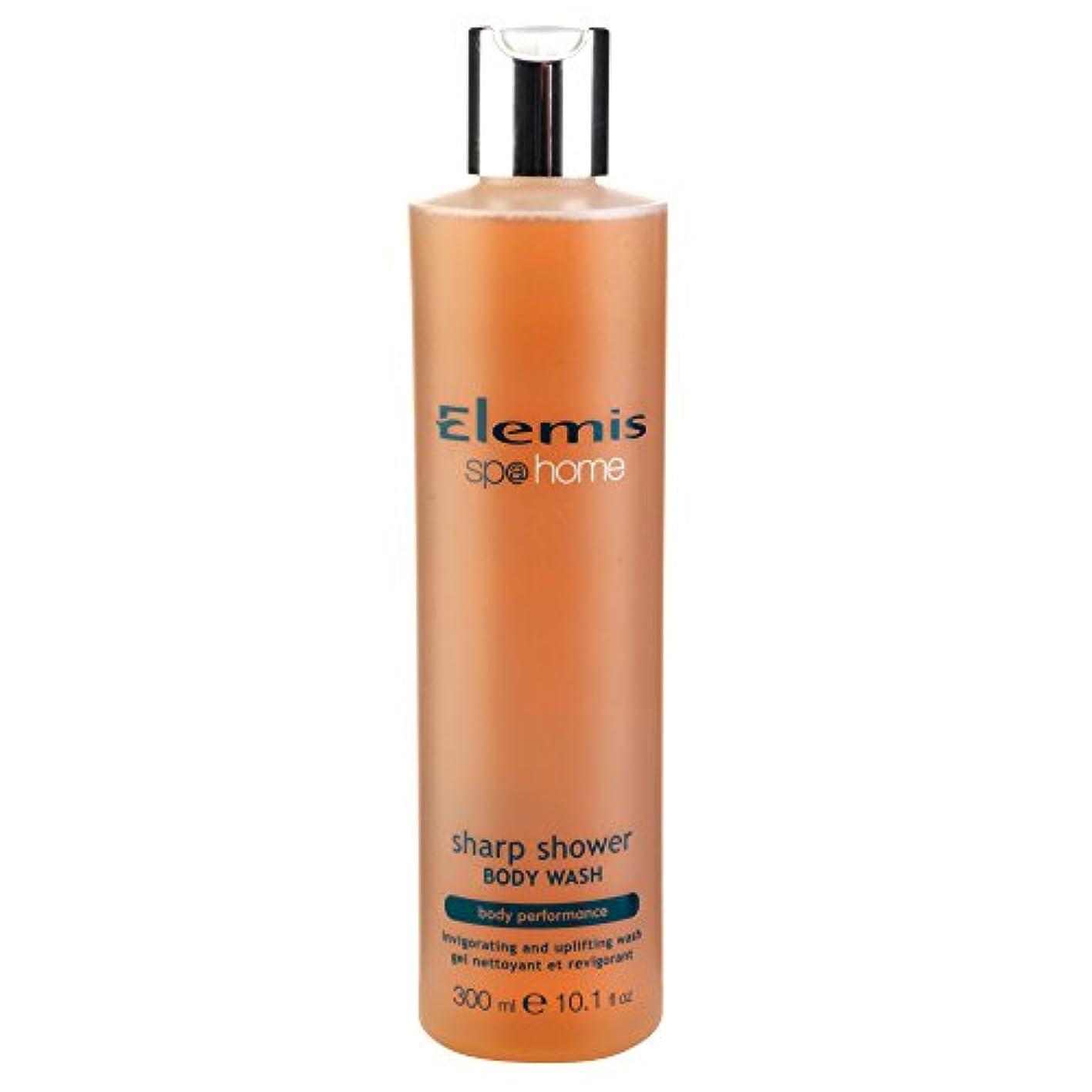 国勢調査拮抗グリーンバックエレミスシャープシャワーボディウォッシュ300ミリリットル (Elemis) (x6) - Elemis Sharp Shower Body Wash 300ml (Pack of 6) [並行輸入品]