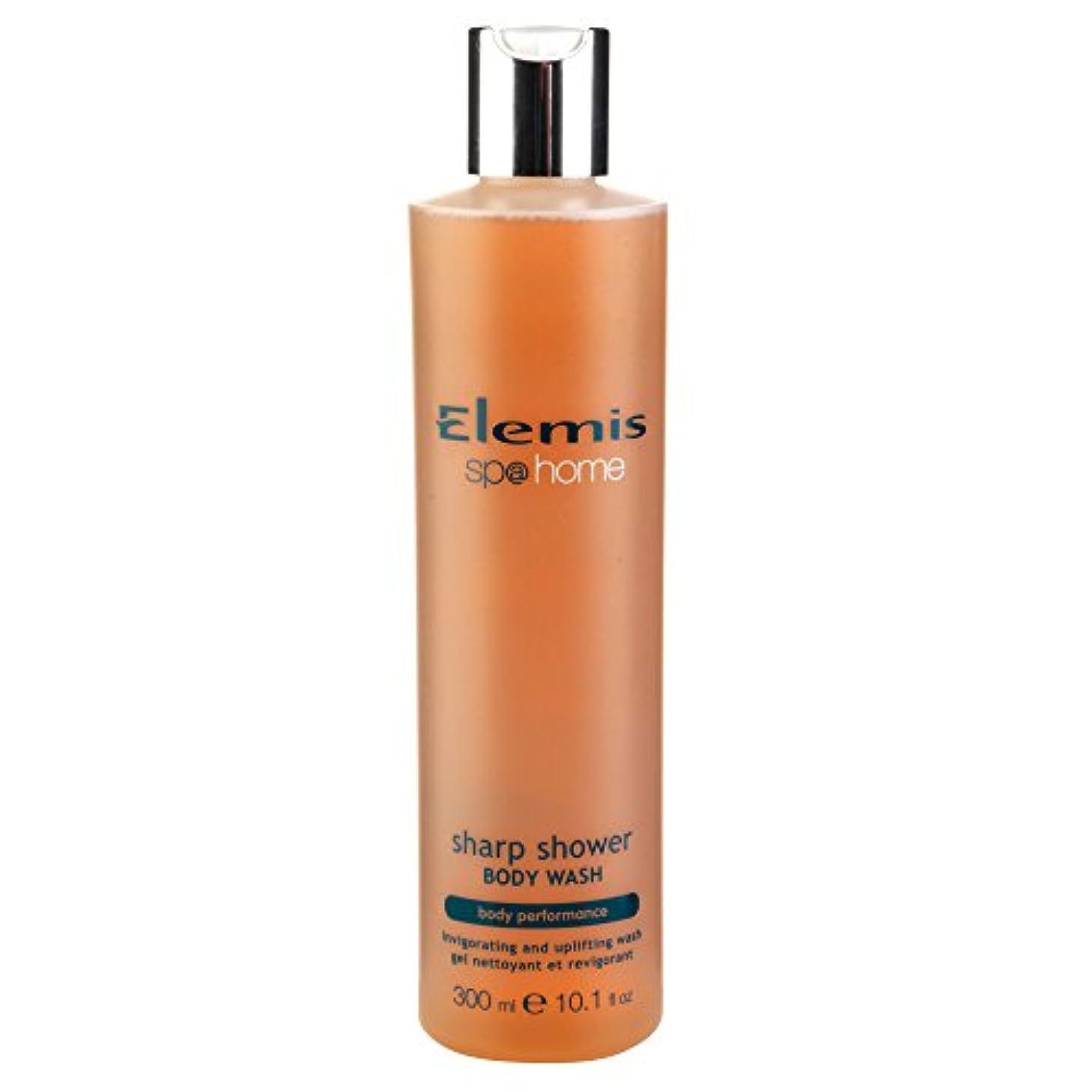 最適父方の道徳教育エレミスシャープシャワーボディウォッシュ300ミリリットル (Elemis) (x6) - Elemis Sharp Shower Body Wash 300ml (Pack of 6) [並行輸入品]
