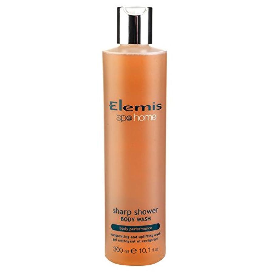 子供っぽいタイヤ服を片付けるエレミスシャープシャワーボディウォッシュ300ミリリットル (Elemis) (x6) - Elemis Sharp Shower Body Wash 300ml (Pack of 6) [並行輸入品]