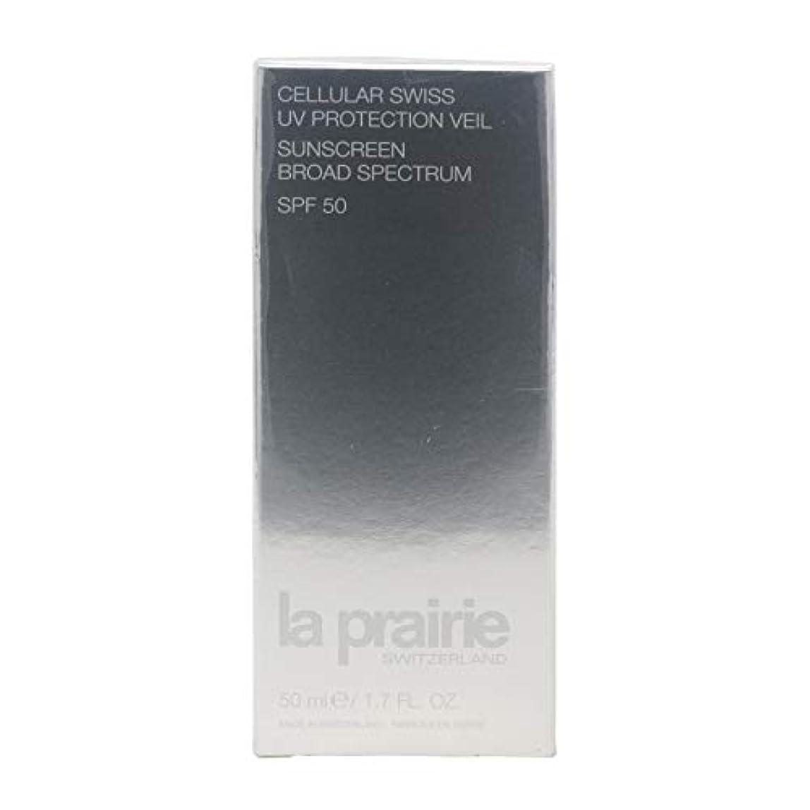 ギター配分知的ラプレリー Cellular Swiss UV Protection Veil SPF50 50ml/1.7oz並行輸入品