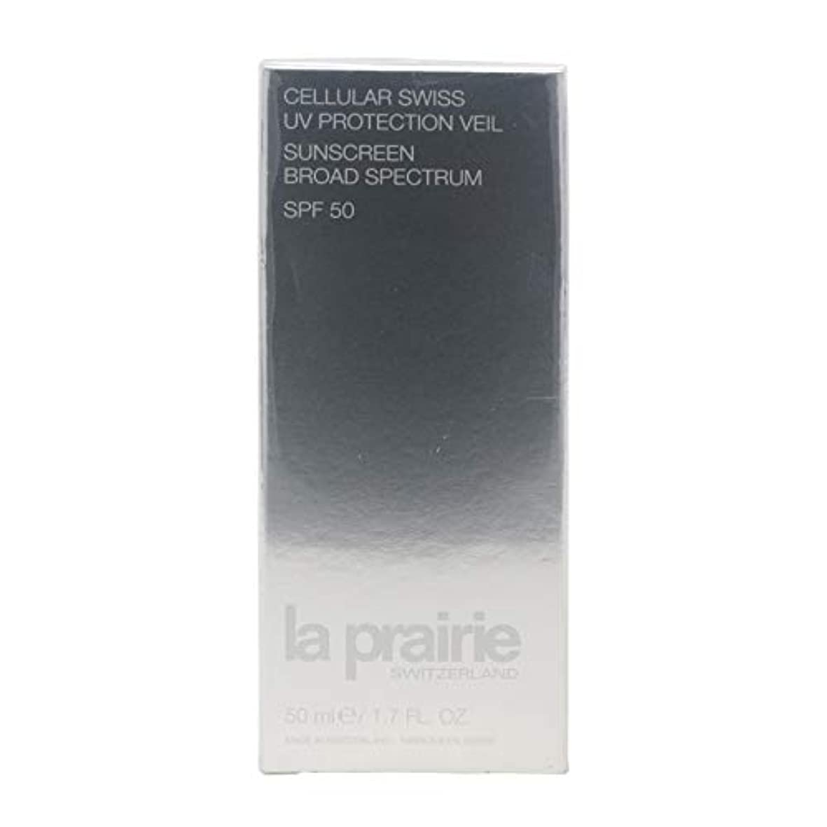 無礼に教義贅沢なラプレリー Cellular Swiss UV Protection Veil SPF50 50ml/1.7oz並行輸入品