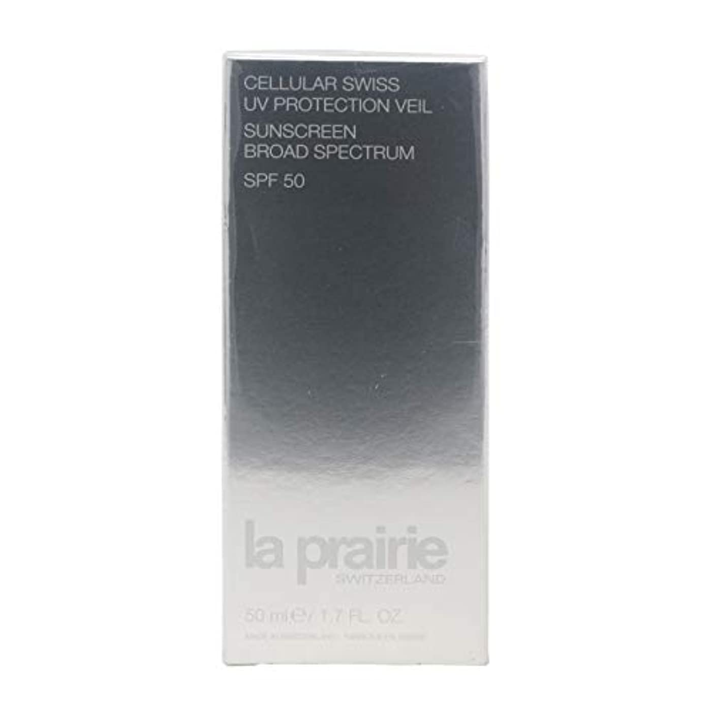 心配する堤防膜ラプレリー Cellular Swiss UV Protection Veil SPF50 50ml/1.7oz並行輸入品