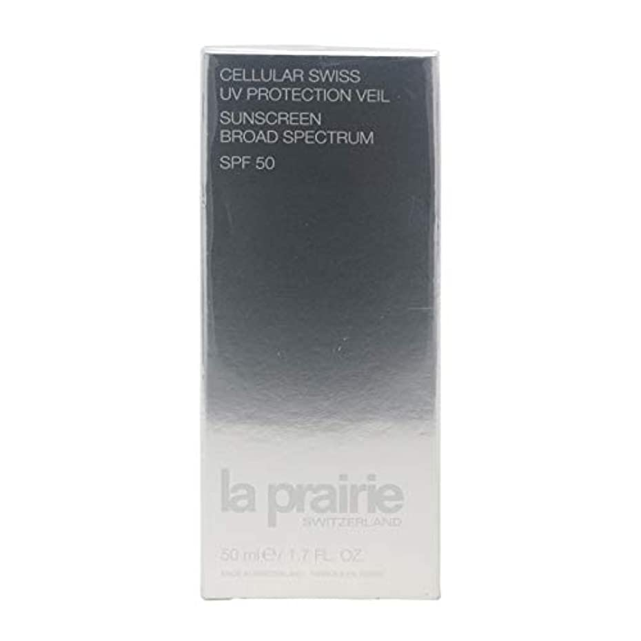 乱用忘れられない引き出しラプレリー Cellular Swiss UV Protection Veil SPF50 50ml/1.7oz並行輸入品