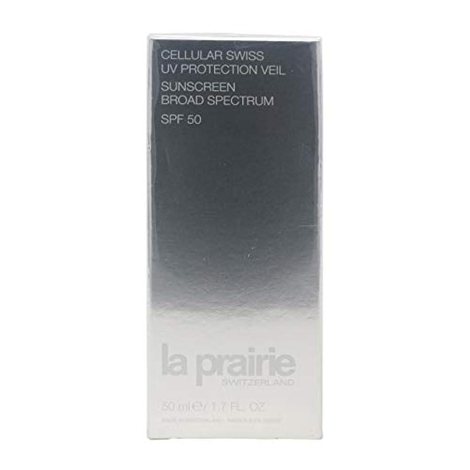 弱まる敵名誉ラプレリー Cellular Swiss UV Protection Veil SPF50 50ml/1.7oz並行輸入品