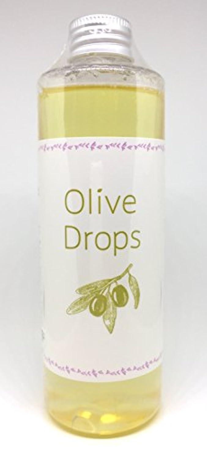 叫ぶ曲げる石油maestria. OliveDrops オリーブオイルの天然成分がそのまま息づいた究極の純石鹸『Olive Drops』レフィル250ml OD-002