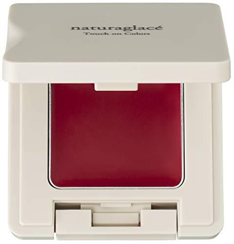 ナチュラグラッセ ナチュラグラッセ naturaglace タッチオンカラーズ (カラー) SPF17 PA++ 本体 01Cレッド 1.7gの画像