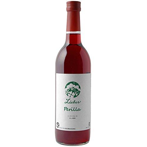 リーバーペリーラ(Lieber Perilla)赤しそ飲料 美容成分プロテオグリカン配合 1本(720mL)