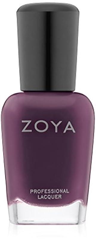 曖昧な繊維汚染ZOYA ゾーヤ ネイルカラー MONICA モニカ 15ml ZP628