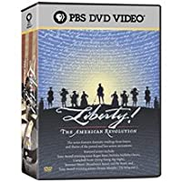 Liberty: American Revolution [DVD]