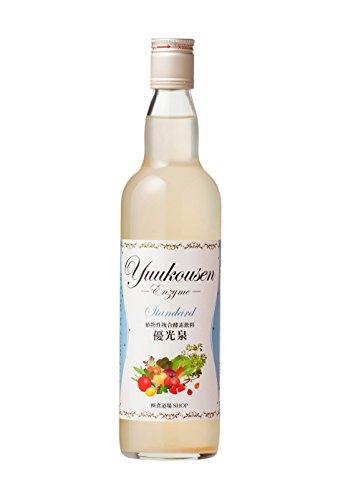優光泉酵素(スタンダード味) ハーフボトル550ml (エリ...