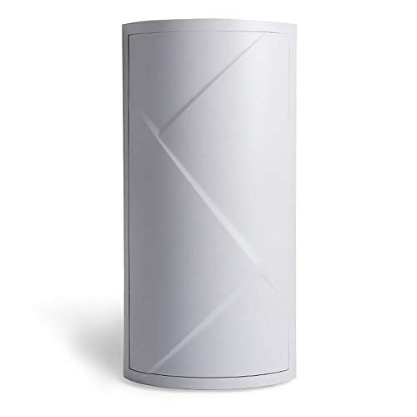 ラップトップエイズタンク化粧品収納ボックス 360度回転式 卓上収納 メイクボックス 3段式 北欧 機能的 洗面台 浴室 水切り 化粧品入れ 鏡台 スキンケア用品 防塵 家庭用 整理簡単 収納抜群 キチン収納 多容量 オシャレ