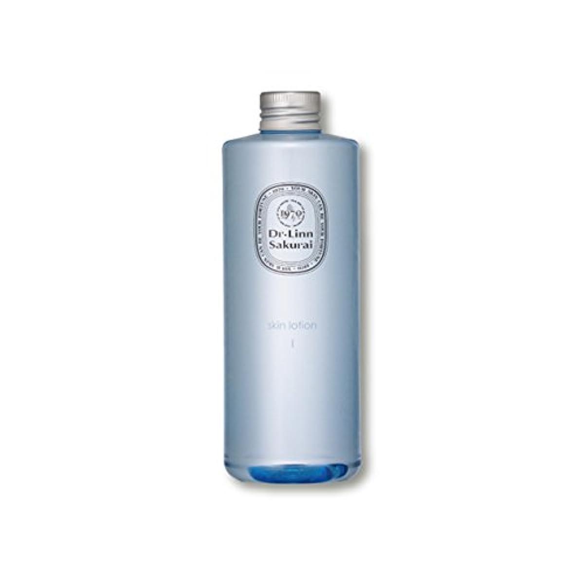 四回蒸留するブローホールドクターリンサクライ スキンローションI さっぱりタイプ 300ml  (化粧水)