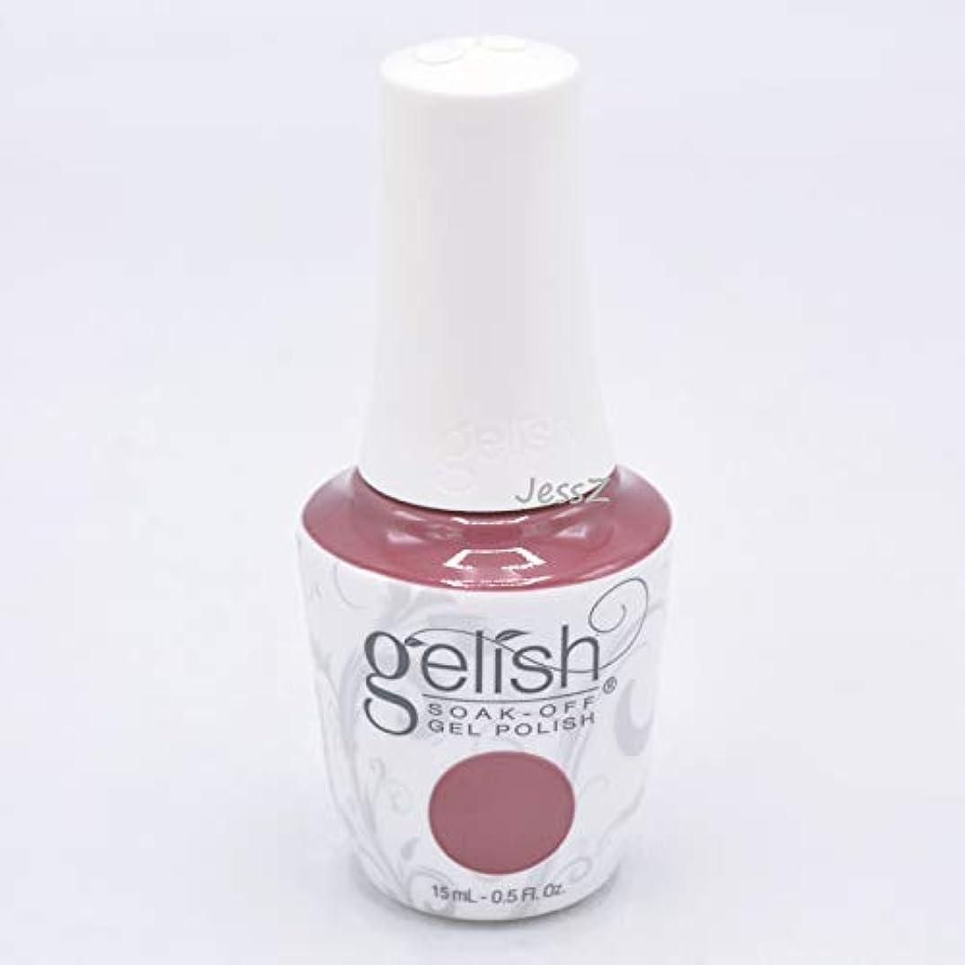 所属便益丈夫Gelish Soak-Off Gel - African Safari Collection - No Sudden Mauves - 15 ml/05 oz