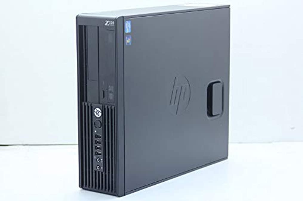 破壊する廃止現代【中古】 hp Z220 SFF Xeon E3-1230 v2 3.3GHz/16GB/500GB/Multi/RS232C/Win7/Quadro 600