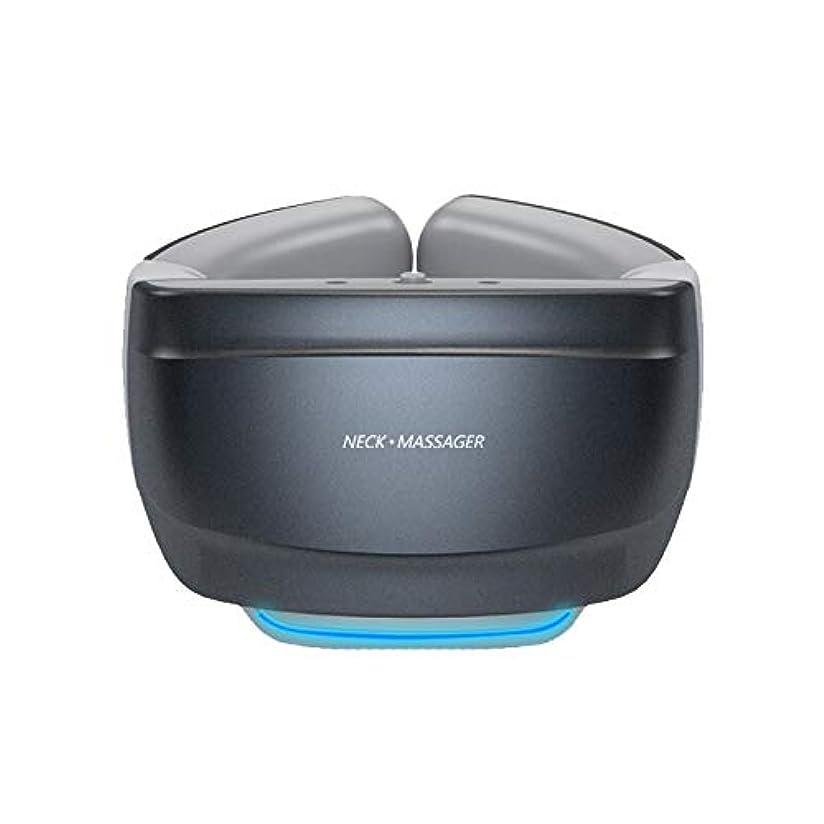 加熱機能付き多機能スマートネックマッサージャーワイヤレス3Dトラベルネックマッサージ機器バックマッサージャー