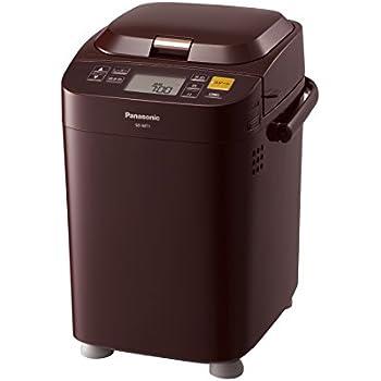 パナソニック ホームベーカリー 1斤タイプ ブラウン SD-MT1-T