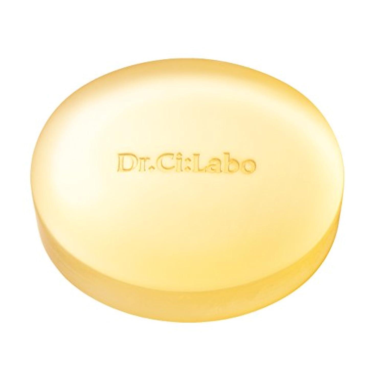 周波数新しさ永遠のドクターシーラボ フォトホワイトCホワイトソープ 角質オフ石鹸 90g 洗顔せっけん