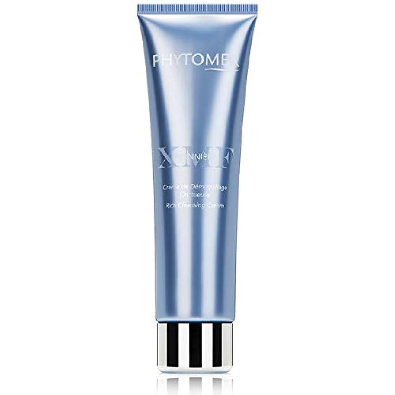 虹繊細意欲Phytomer Pionniere XMF Rich Cleansing Cream 150ml並行輸入品