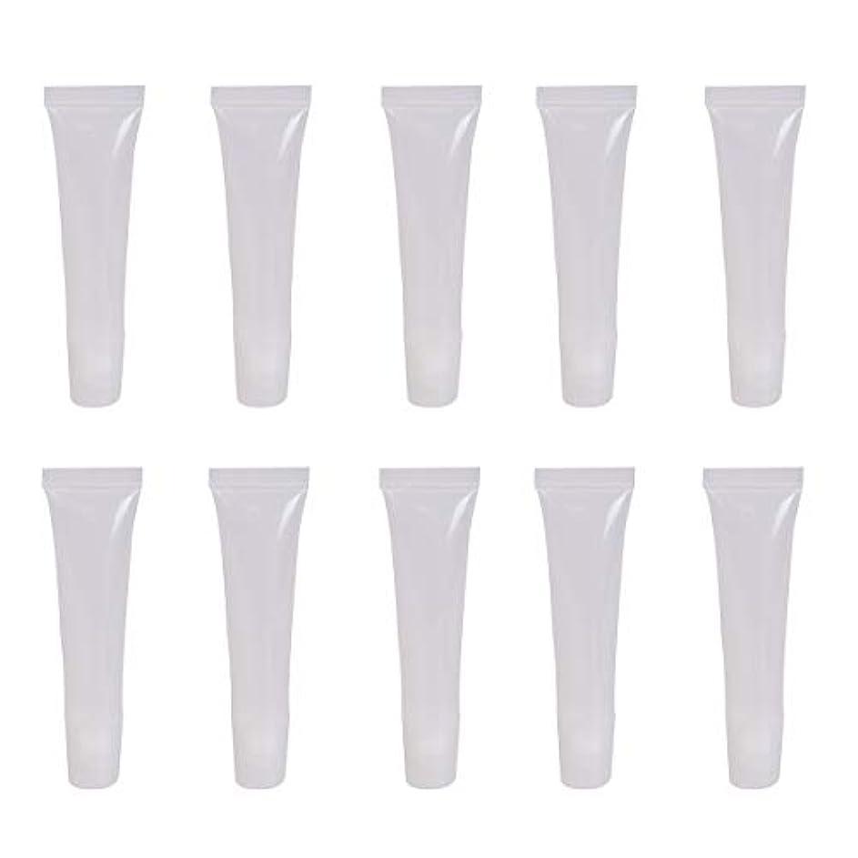 不調和省略ほのめかすBaitaihem リップグロスチューブ 透明 ミニ リップグロス容器 8ml 手作り化粧品容器 25個セット