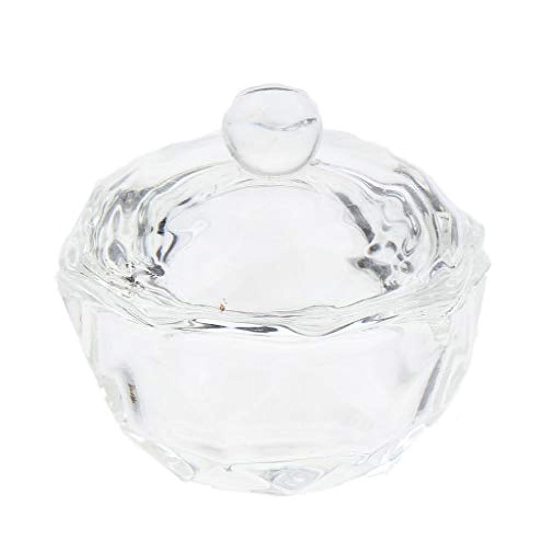 きれいに遮る里親T TOOYFUL ネイルアートクリスタルカップ 透明ガラス グラスカップ ネイルアートミキシングカップ ネイルアートツール