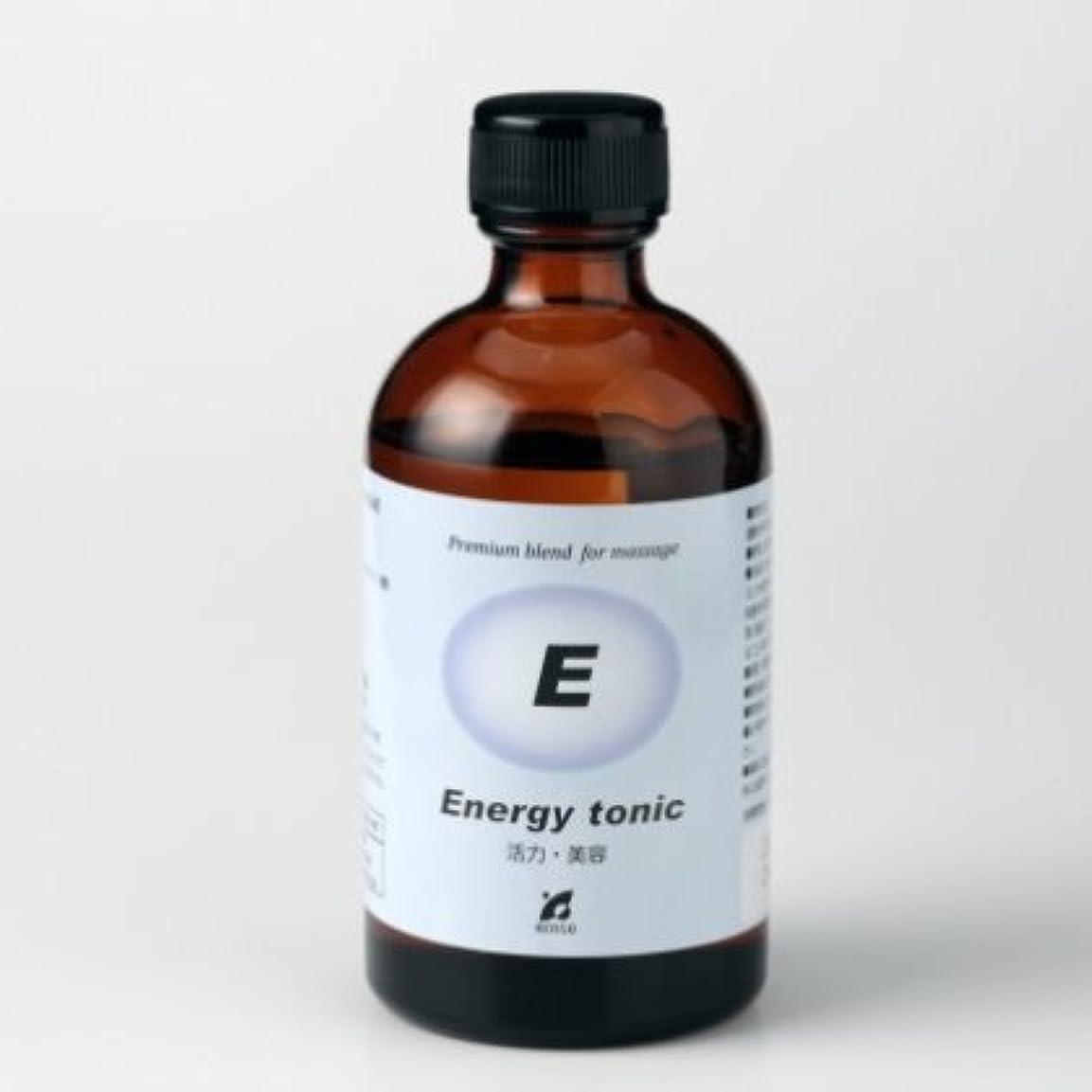 電気的豊富ダイバープラナロム社レシピ Eタイプマッサージオイル【美容と活力に】