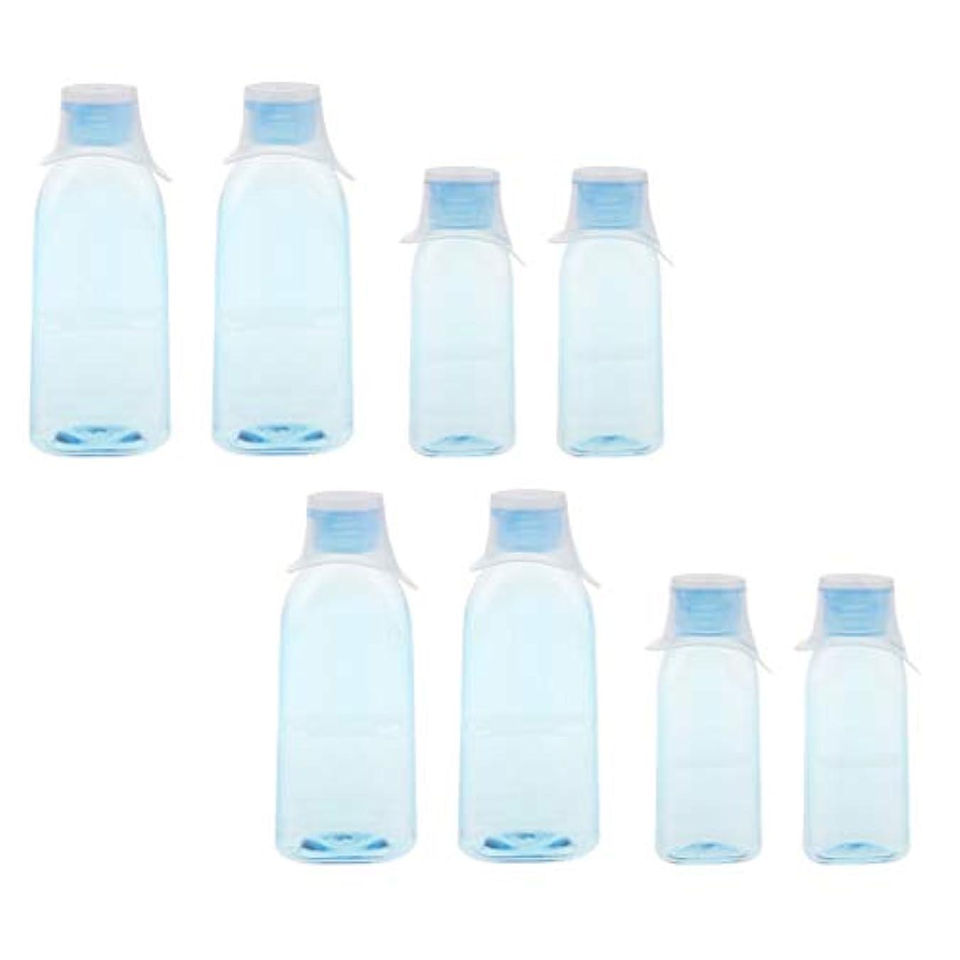 謝る急降下牧草地chiwanji トラベルウォッシュウォッシュボトル 空旅行 マウスウォッシュボトル 16個