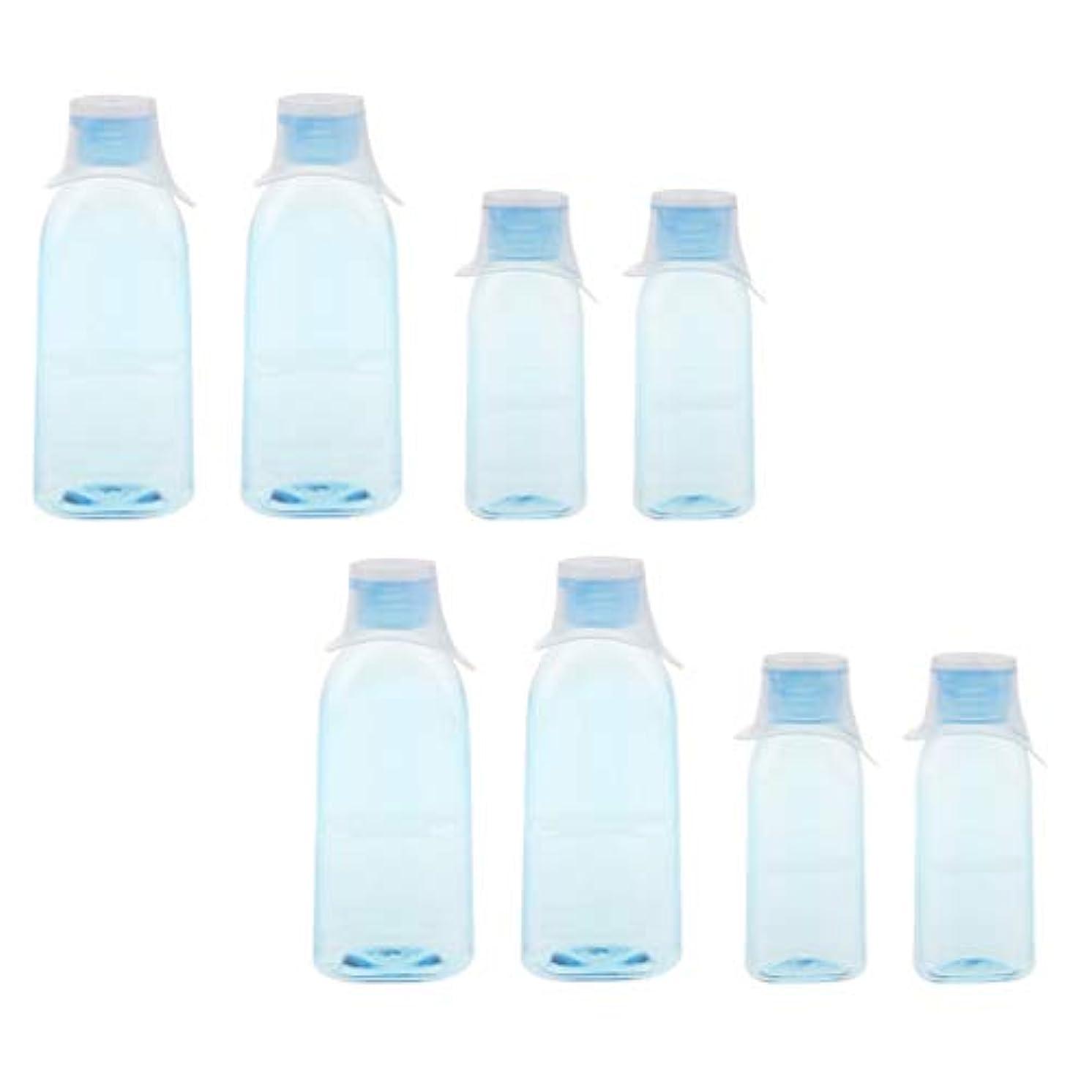 比べるタッチショット詰め替え 空旅行 マウスウォッシュボトル 洗眼カップ 容器 16個セット