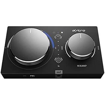 Astro ミックスアンプ プロ MixAmp Pro TR MAPTR-002 ブラック ヘッドセット サウンドカード Dolby  Audio 国内正規品 2年間メーカー保証