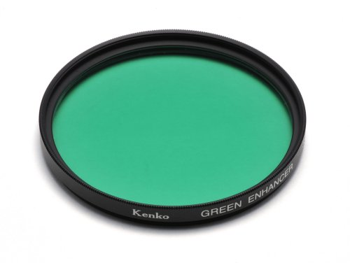 Kenko レンズフィルター グリーンエンハンサー 82mm 色彩強調用 382752
