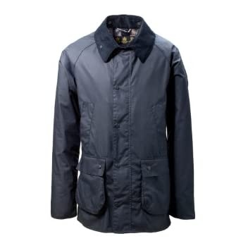 Bedale SL Summer Wax Lightweight MWX0529: Navy