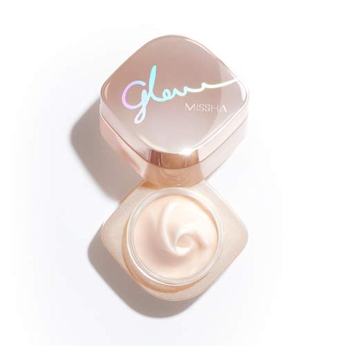 ネズミ電球振り返るミシャ グロースキンバーム/MISSHA Glow Skin Balm 50ml [並行輸入品]