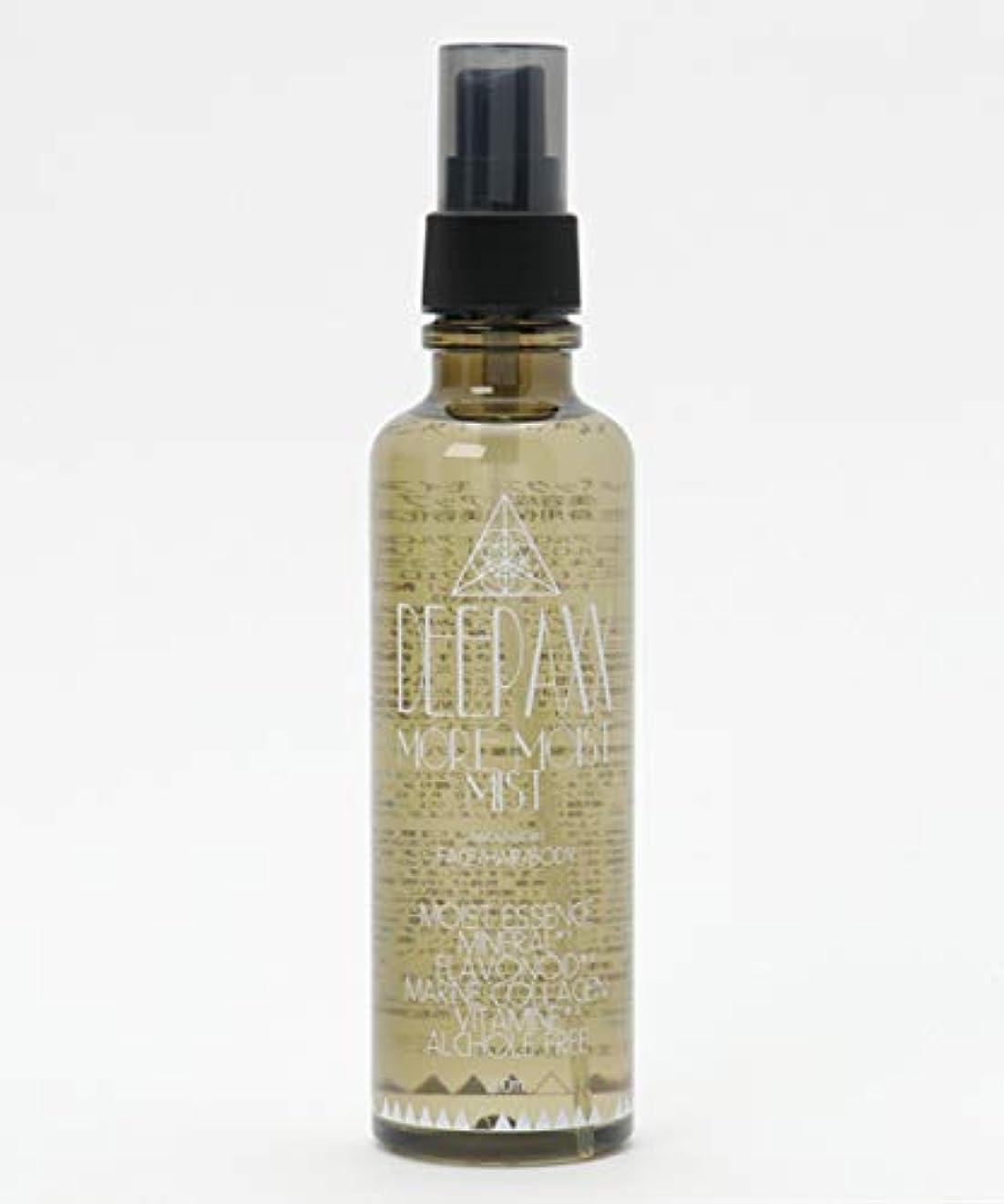 複合奴隷ヒステリック[ディーパックス] MORE MOIST MIST 保湿化粧水リフレッシュミスト レディース ONE