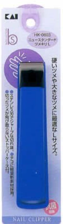 おとうさんデッキ乳製品HK-0603ニュースタンダードツメキリL
