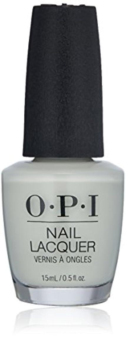 お誕生日波研究OPI(オーピーアイ) NLG41 ドント クライ オーバー スピルド ミルクシェイク