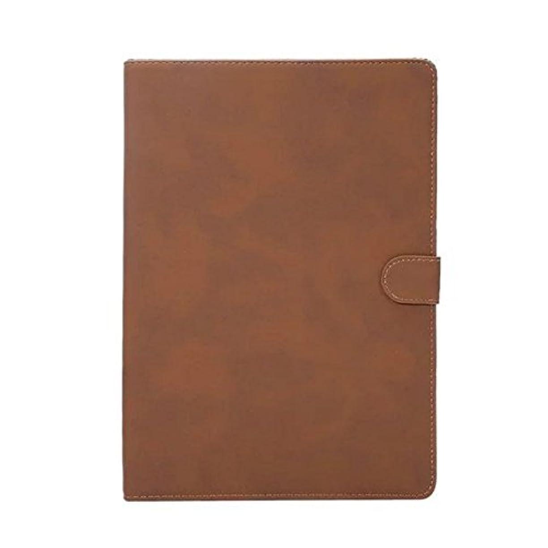 取得幼児晴れiPad2 iPad3 iPad4 専用 ケース カバー 高級 レトロ調 ブック型 case 用保護ケース タブレットPCケース (Coffee)