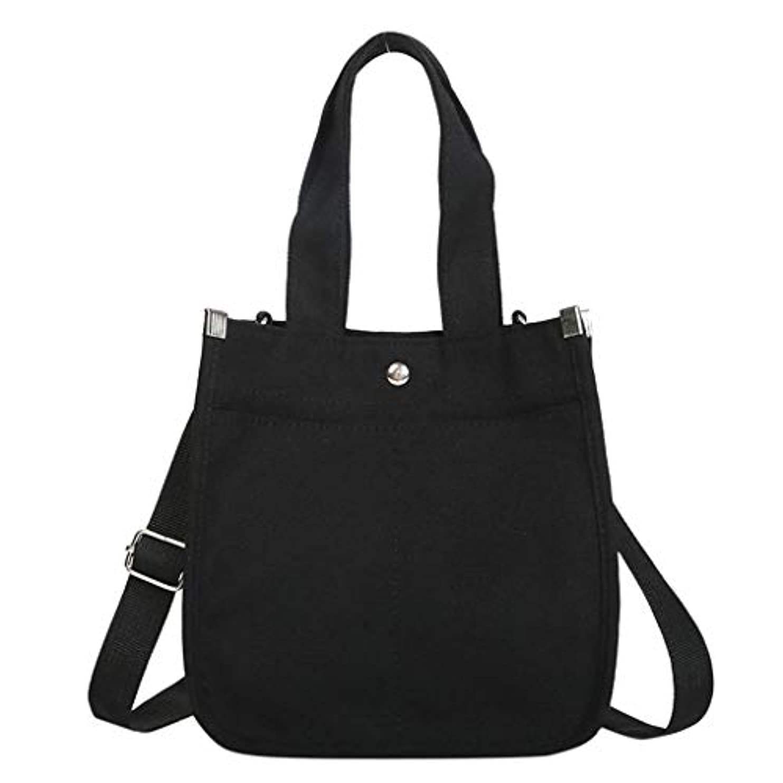 Rencaifeinimo2019新品 軽量多機能 通勤 素晴らしい 贈り物 おしゃれ 旅行バッグ女性レディースファッションレジャーキャンバスショッピングバッグハンドバッグメッセンジャーバッグ